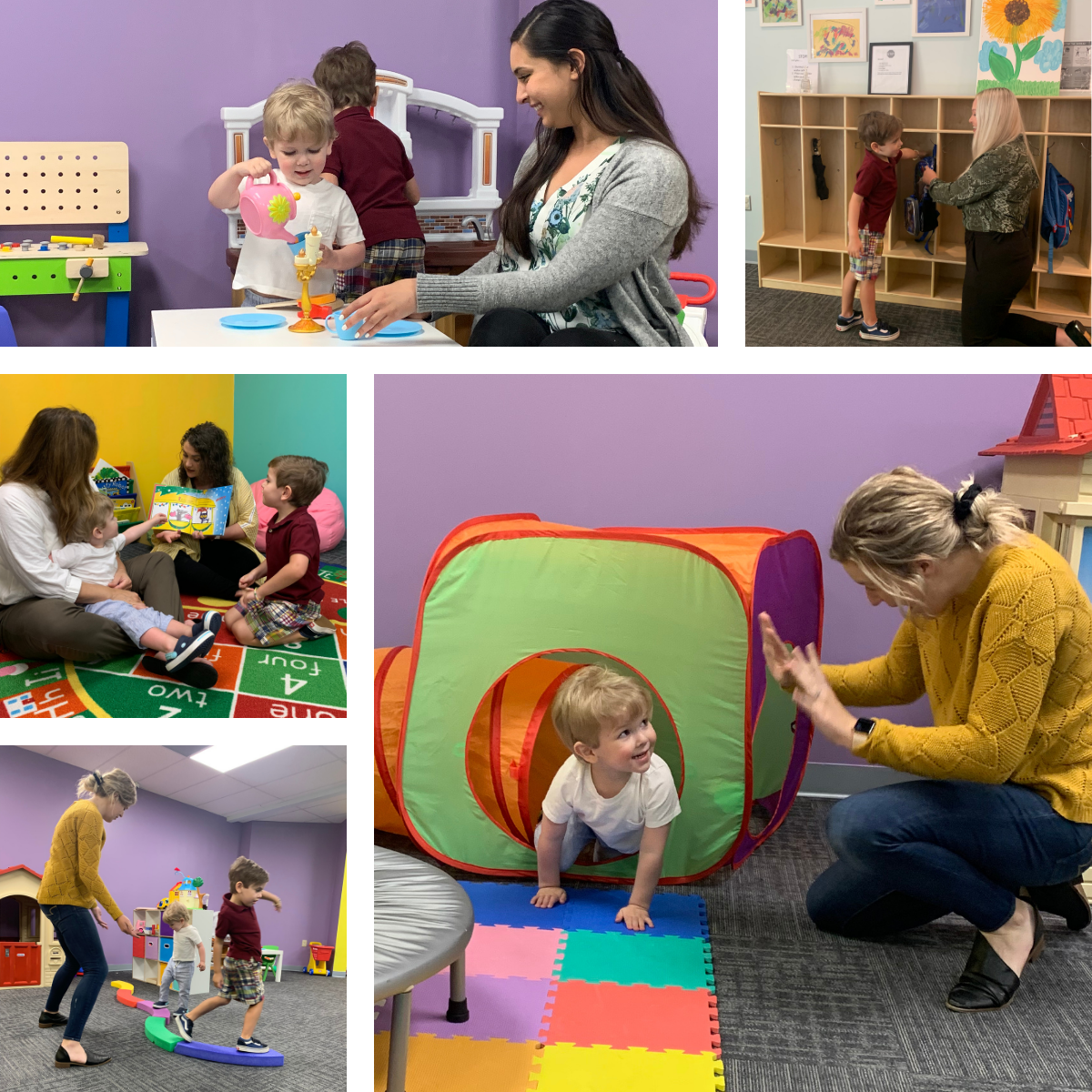 Atlanta Therapy Center at Early Autism Services