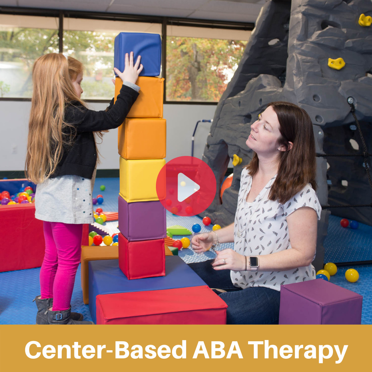 Center-Based ABA Therapy Video